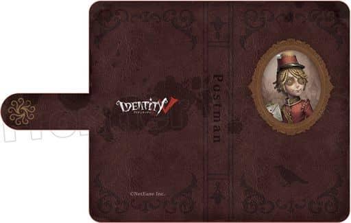ポストマン(ビクター・グランツ) 手帳型スマートフォンケース 「Identity V 第五人格」