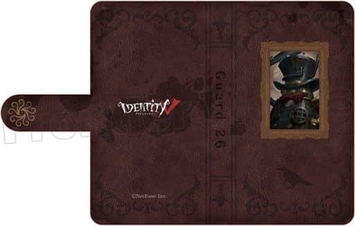 ガードNo.26(ボンボン) 手帳型スマートフォンケース 「Identity V 第五人格」