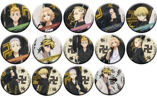 【BOX】東京リベンジャーズ 缶バッジコレクション