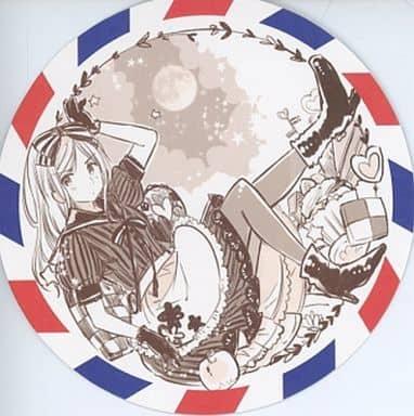 【シークレット】ベラルーシ エアメール風コースター 「ヘタリア The Beautiful World」 アニメイト DVD発売記念フェア特典
