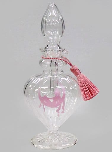 ガラスの香水瓶風きらきら醤油さし(ピンク) 「美少女戦士セーラームーン展」 ファンクラブ Pretty Guardians 会員限定