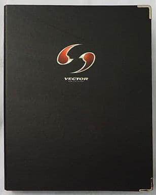 [単品] Xenosaga A4特製バインダー 「PS2ソフト ゼノサーガ エピソードI 力への意志 プレミアムボックス」 同梱品
