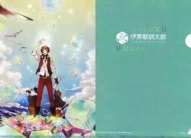 40mP×桑原草太氏イラスト A5クリアファイル 「CD 一意専心」 アニメイト特典