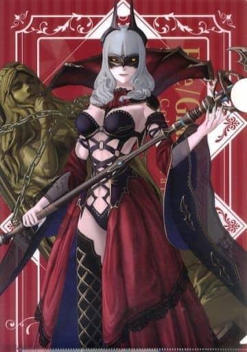 アサシン/カーミラ 「セガコラボカフェ Fate/Grand Order Arcade A4クリアファイルB」