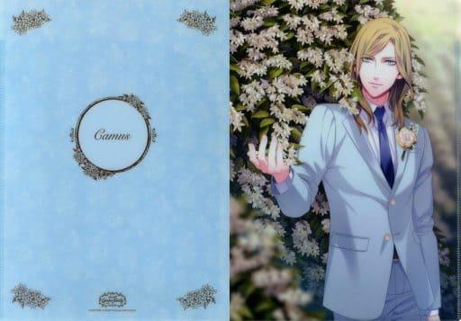 カミュ Wポケットクリアホルダー 「うたの☆プリンスさまっ♪ Secret Garden Party」