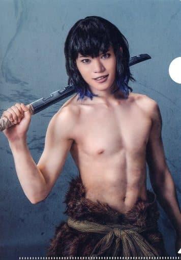 佐藤祐吾(嘴平伊之助) ランダムA5クリアファイル 「舞台『鬼滅の刃』」