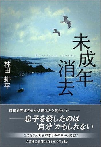 <<日本文学>>> 未成年消去