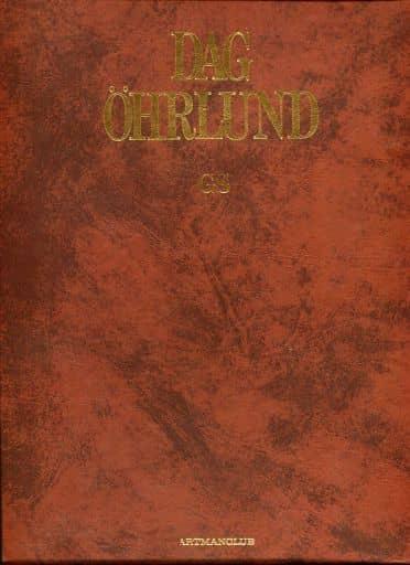 <<芸術・アート>> ケース付)DAG OHRLUND GS GALPHY series 29