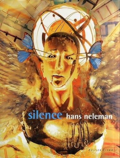 <<洋書>> Silence / Hans Neleman