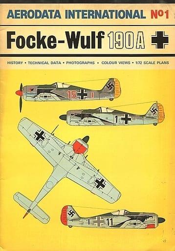 <<洋書>> Focke-Wulf 190A