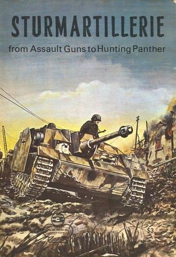 <<洋書>> Sturmartillerie from Assault Guns to Hunting Pather