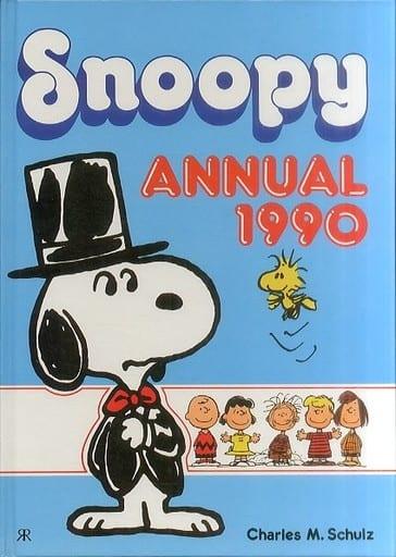 <<洋書>> Snoopy Annual 1990