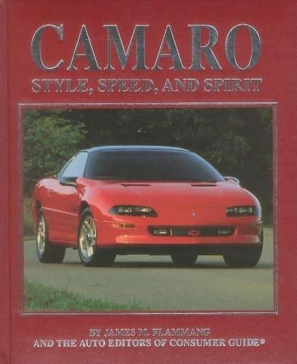<<洋書>> Camaro: Style. Speed. and Spirit