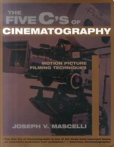 <<洋書>> The Five C's of Cinematography: Motion Picture Filming Techniques