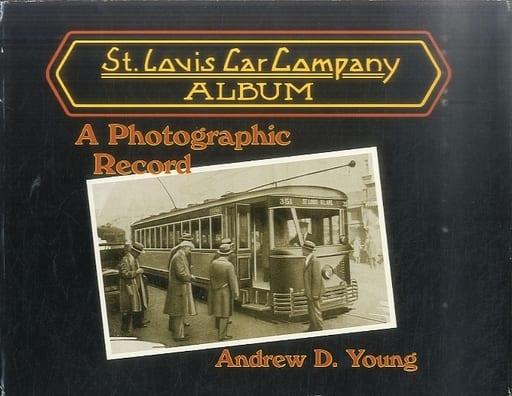 <<洋書>> St. Louis Car Company Album