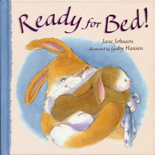 <<洋書>> Ready for Bed