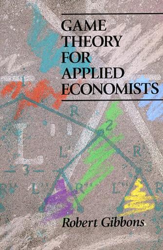 <<洋書>> Game Theory for Applied Economists