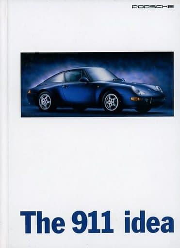 <<運輸・交通>> カタログ Porsche: The 911 idea