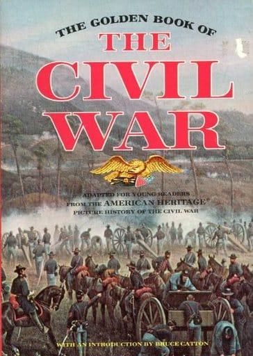 <<洋書>> The Golden Book of: The Civil War