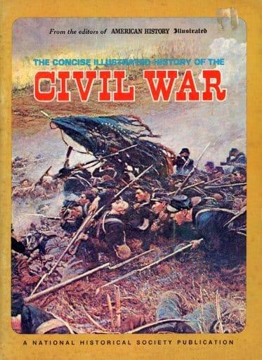 <<洋書>> The Concise Illustrated History of the Civil War