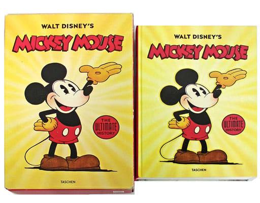 <<洋書>> ケース付)Walt Disney's Mickey Mouse: The Ultimate History