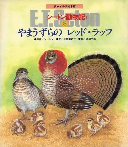 <<絵本>> やまうずらの レッド・ラッフ シートン動物記II 8