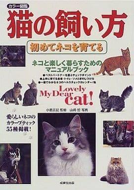 <<畜産業>> 猫の飼い方 初めてネコを育てる