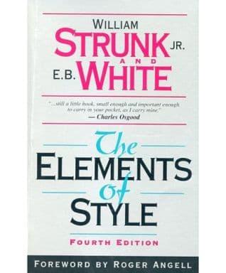 <<洋書>> The Elements of Style Fourth Edition / William Strunk Jr