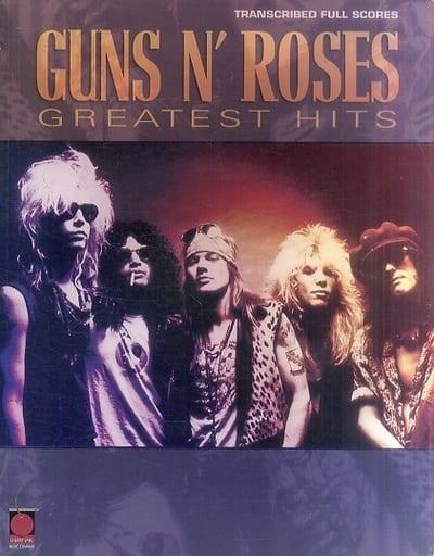 <<洋楽>> ランクB)Guns N' Roses Greatest Hits