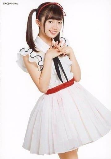 中井りか/膝上・衣装白/AKB48総選挙 公式ガイドブック 2016 特典生写真