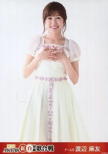 渡辺麻友/膝上/AKB48 第7回AKB48紅白対抗歌合戦 ランダム生写真