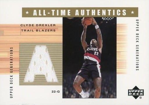 CD-A [ジャージカード] : CLYDE DREXLER(ジャージー)