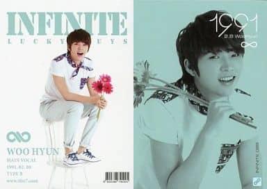 INFINITE 088 : INFINITE/ウヒョン/スタンダードタロットカード/INFINITEオフィシャルコレクションカード