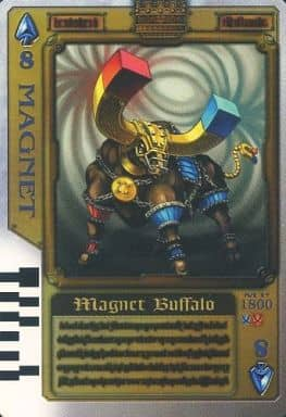 - : Magnet Buffalo(ホイル仕様)