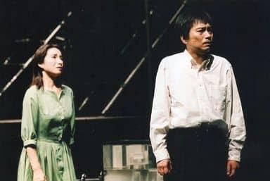 駿河屋 -劇団昴/平田広明・服部幸子/横型・膝上・目線右・ポスト ...