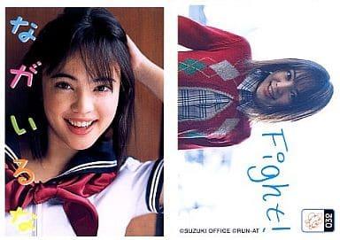 032 : 永井流奈/レギュラーカード/永井流奈 ‐コスプレ伝説‐ トレーディングカード