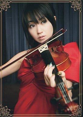 水樹奈々/ドレス赤・ヴァイオリン/LIVE GRACE 2011 グッズ購入特典NANACA