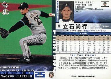 93 : 立石尚行「北海道日本ハムファイターズ」