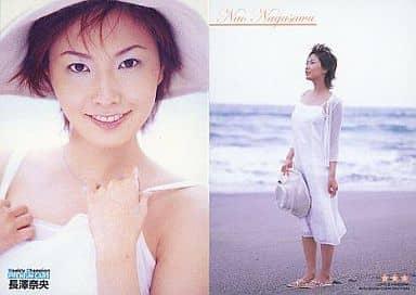 055 : 長澤奈央/ウィークリーチャンピオン PREMIUM CARD