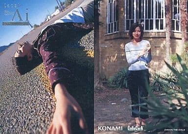 SP1-03 : 加藤あい/スペシャルカード/銀箔押し/VISUAL PHOTO CARD COLLECTION KATOH AI 20th Anniversary