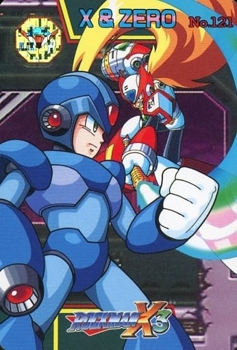 No121 [ノーマル] : X & ZERO