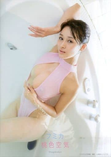 フミカ1st写真集 桃色空気
