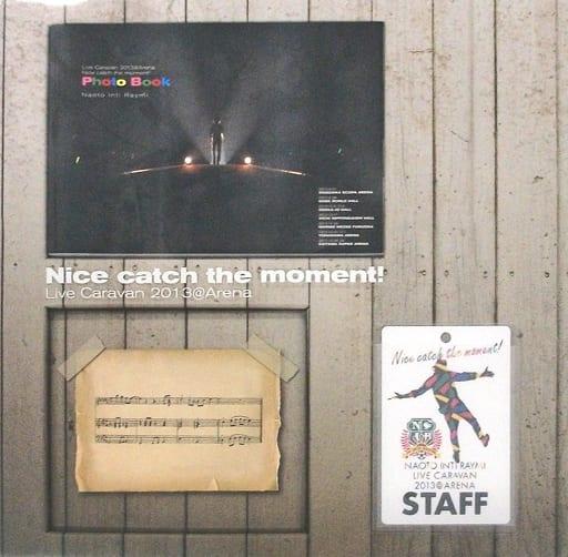 付録付)ナオト・インティライミ Live Caravan 2013@Arena Nice catch the moment! ファンクラブ限定 Photo Book BOX