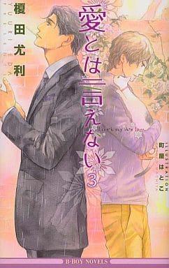 愛とは言えない(3) / 榎田尤利