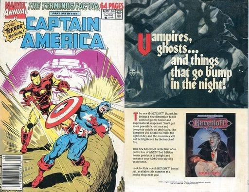 Captain America Annual(ペーパーバック)(1)