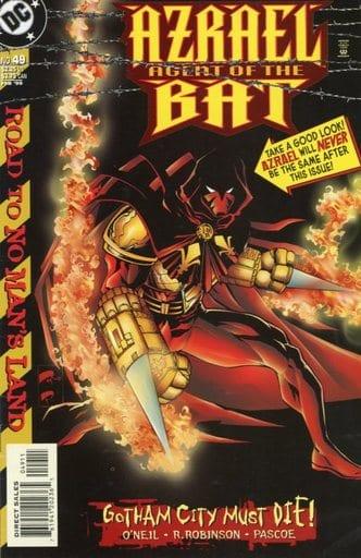 Azrael: Agent of the Bat(ペーパーバック)(49)