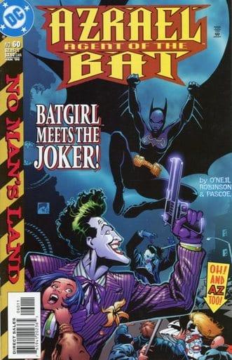 Azrael: Agent of the Bat(ペーパーバック)(60)