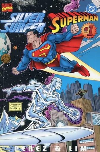 Silver Surfer/Superman(ペーパーバック)