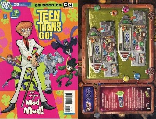 Teen Titans Go! Vol 1(ペーパーバック)(38)