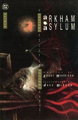 Batman Arkham Asylum(ハードカバー) / Grant Morrison